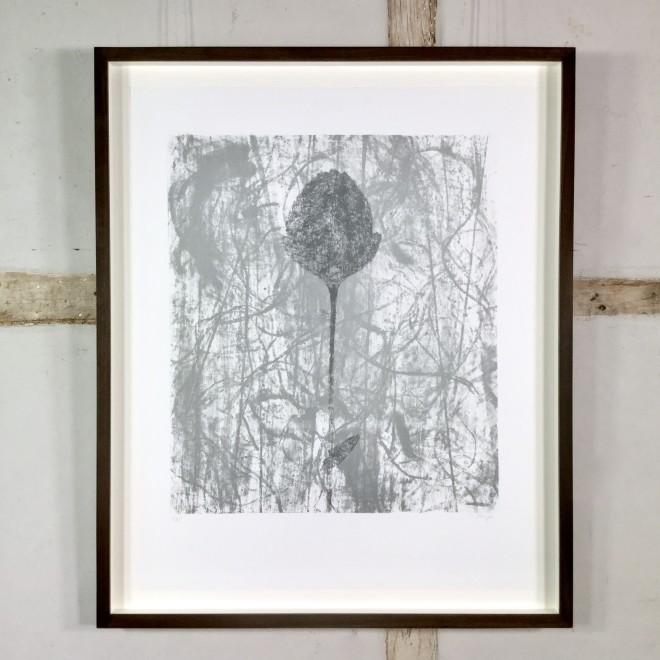 Black Peony (Paper Flower)