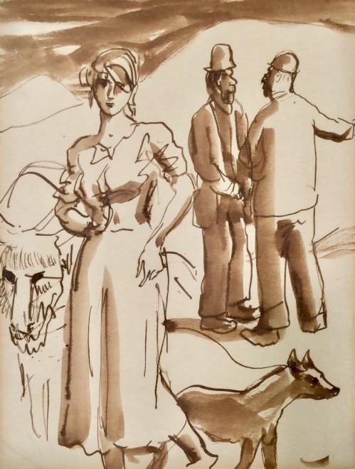Connomora Sketch
