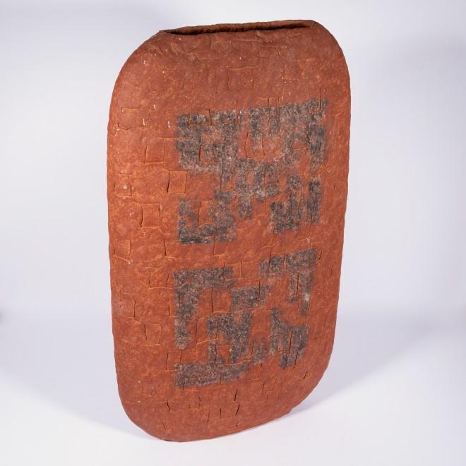 Huge wall vase
