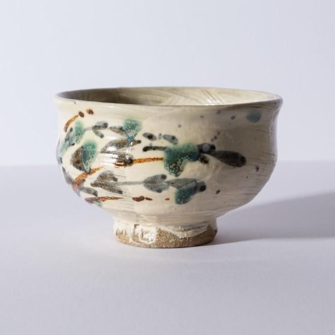 Bowl with splashes