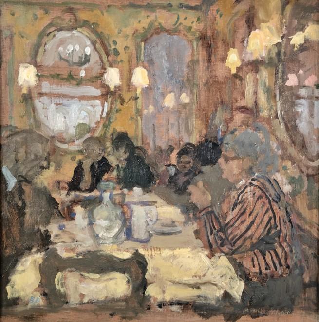 Caffe Quadri (St Marks, Venice)