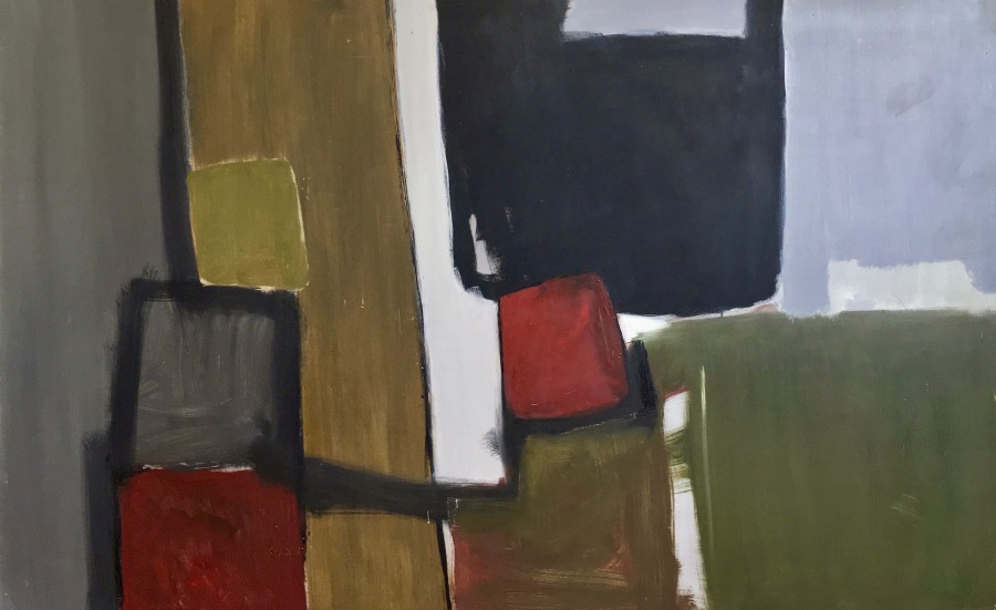 Abstract Composition II