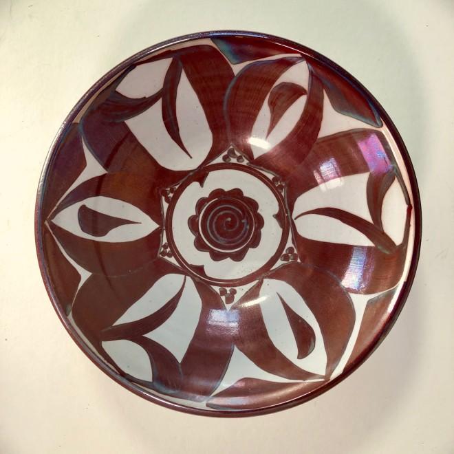 An Aldermaston Pottery open bowl
