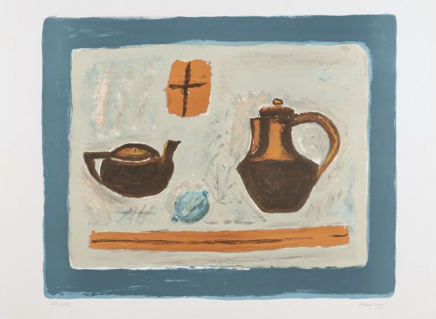 Nature morte a la théière (Still life with a Teapot)
