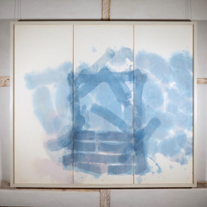 Untitled (Floodgate Triptych)