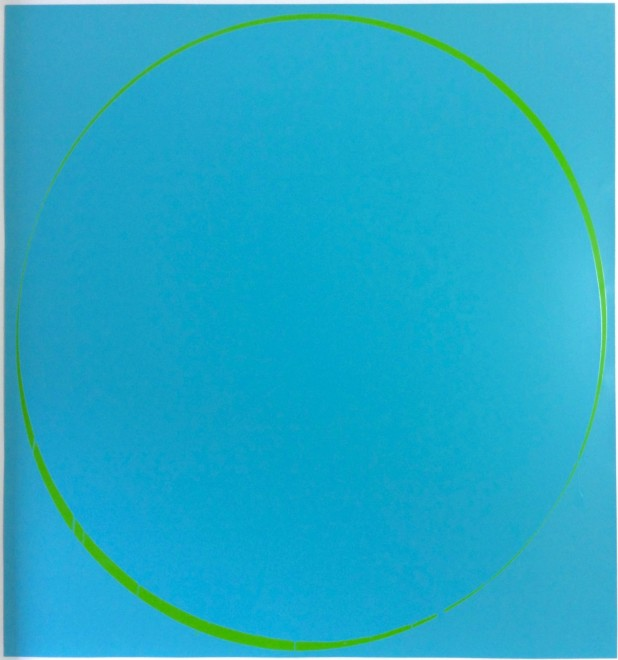 Oval: Turquoise