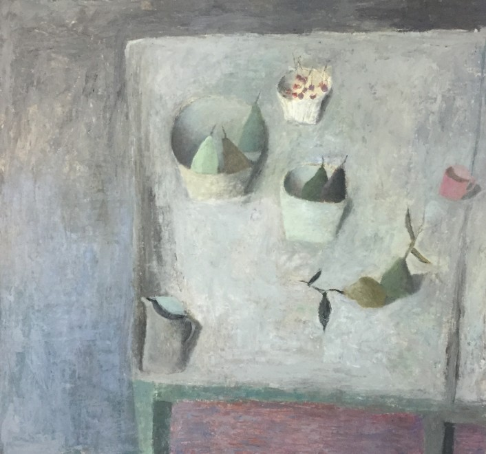 Table with Pears