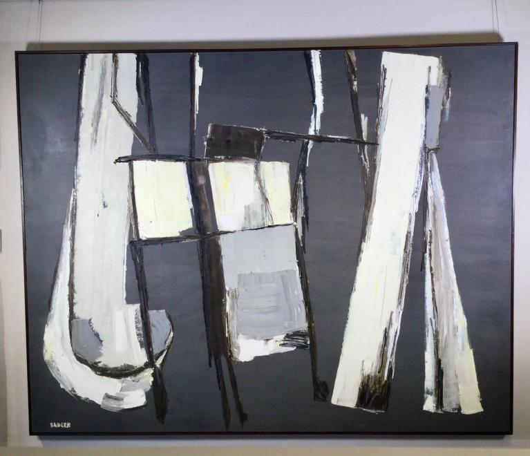 Painting, November 1957