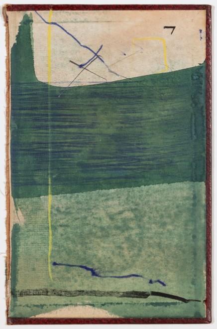 Green Book Cover III