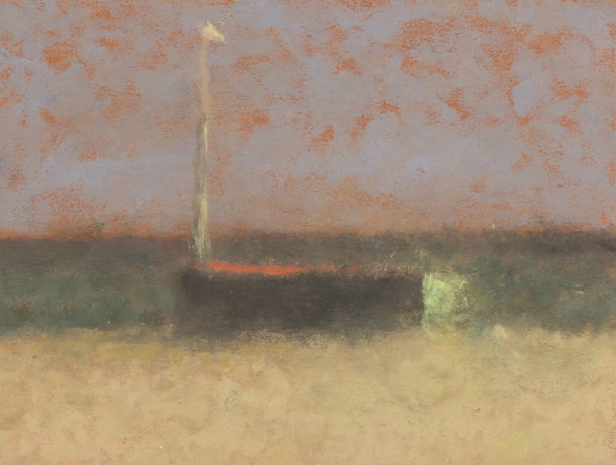 Boat with Stripe I