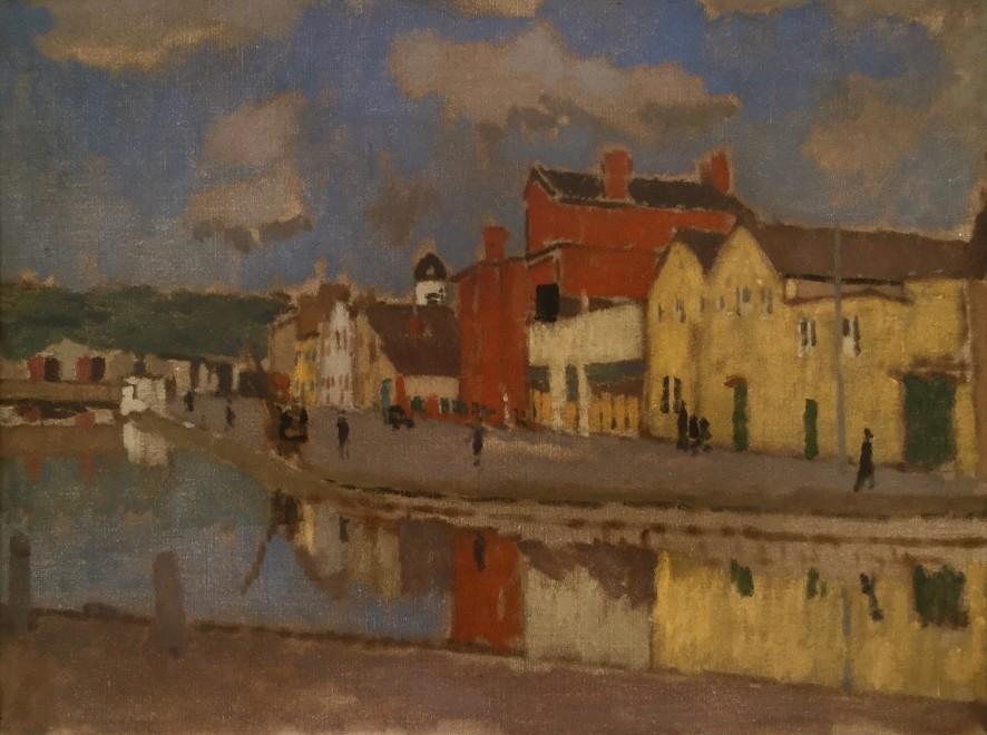 Cork Scene (Union Quay)