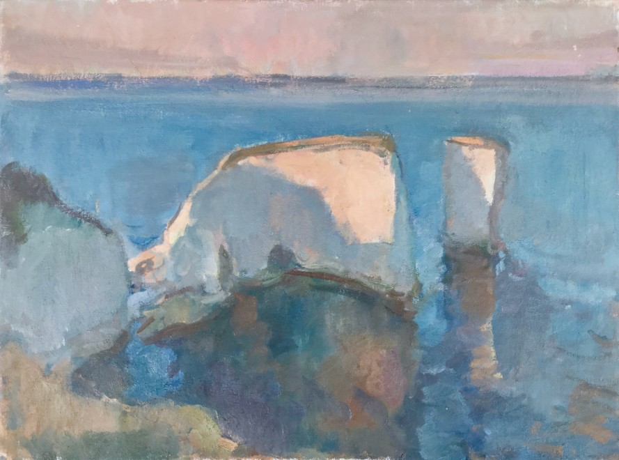 Old Harry Rocks, Handfast Point