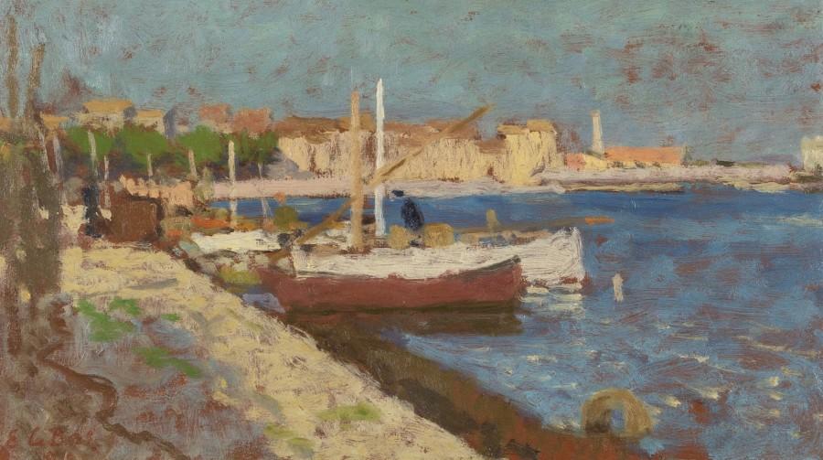 Fishing Boats, Martigues