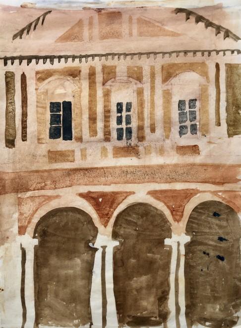 Arcade, Siena