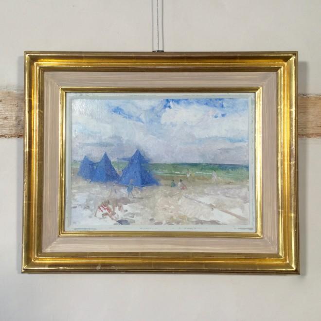 Beach Scene, Le Touquet