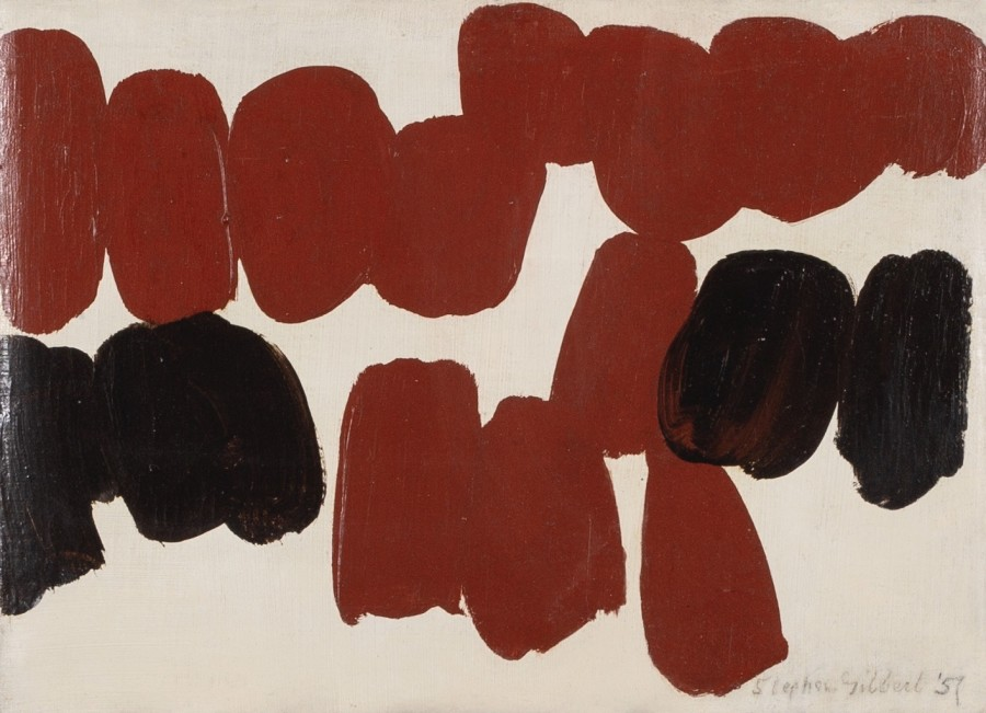 Untitled (Red and Black)