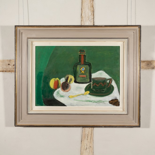 Nature morte verte (Green Still life)