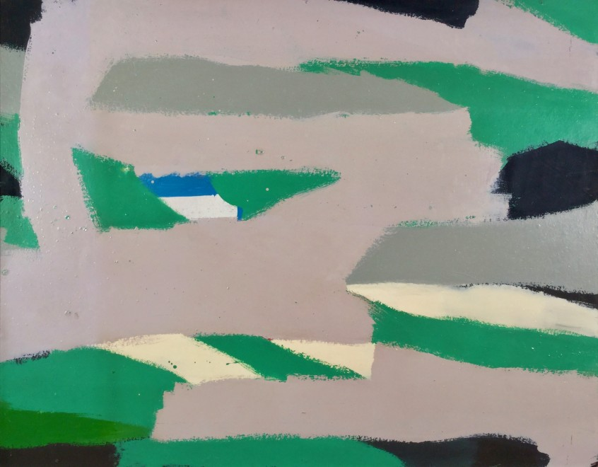 Untitled 01 (Blue Through)
