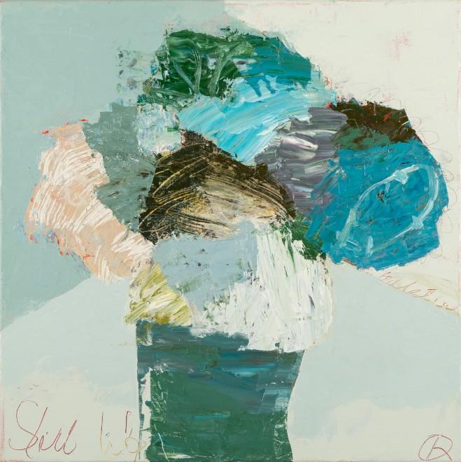 Still life (Blue-grey)