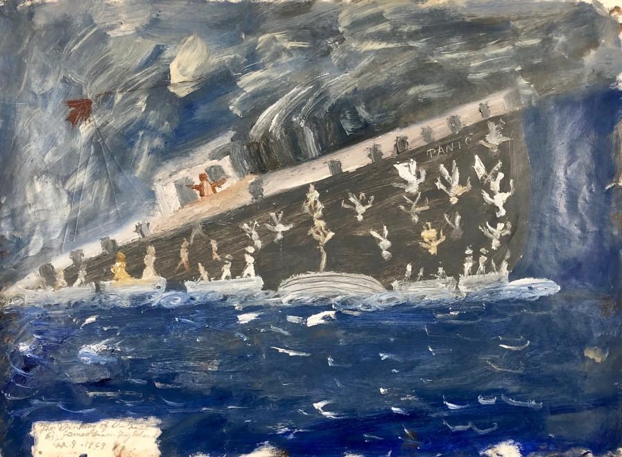 The Sinking of the (Ti)tanic