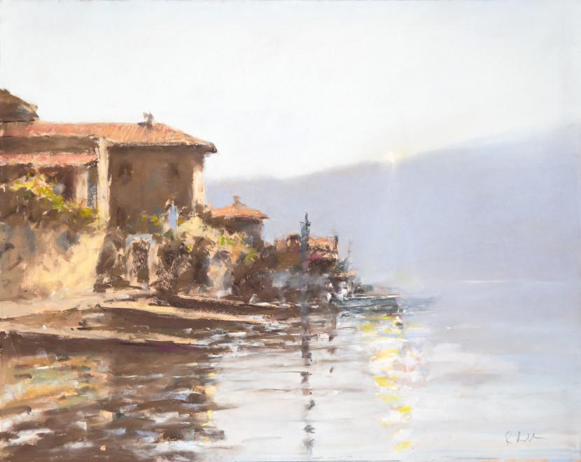 Bob Richardson PS, Morning sun Garda