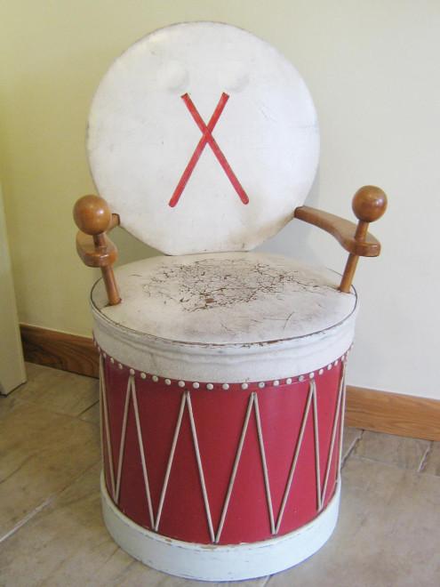Drum Chair c.1930