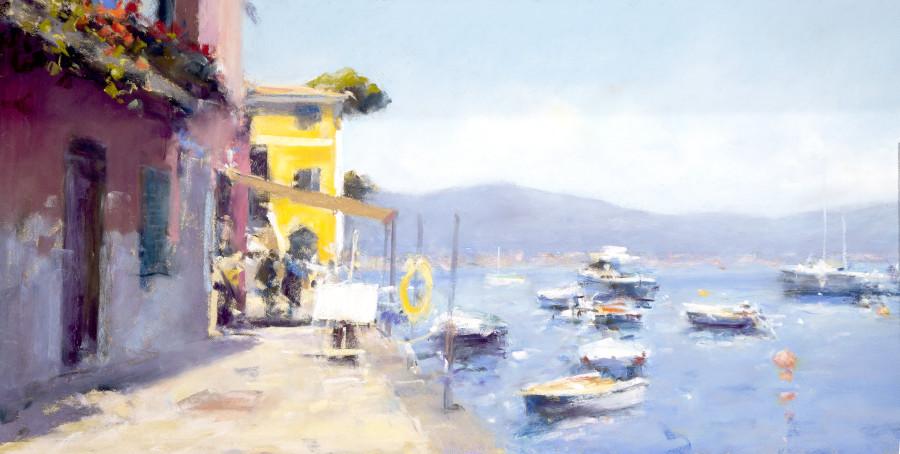Bob Richardson PS, Resting boats Portofino
