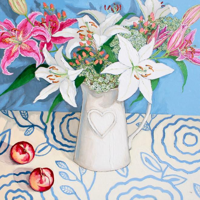Halima Washington-Dixon, Summer lillies
