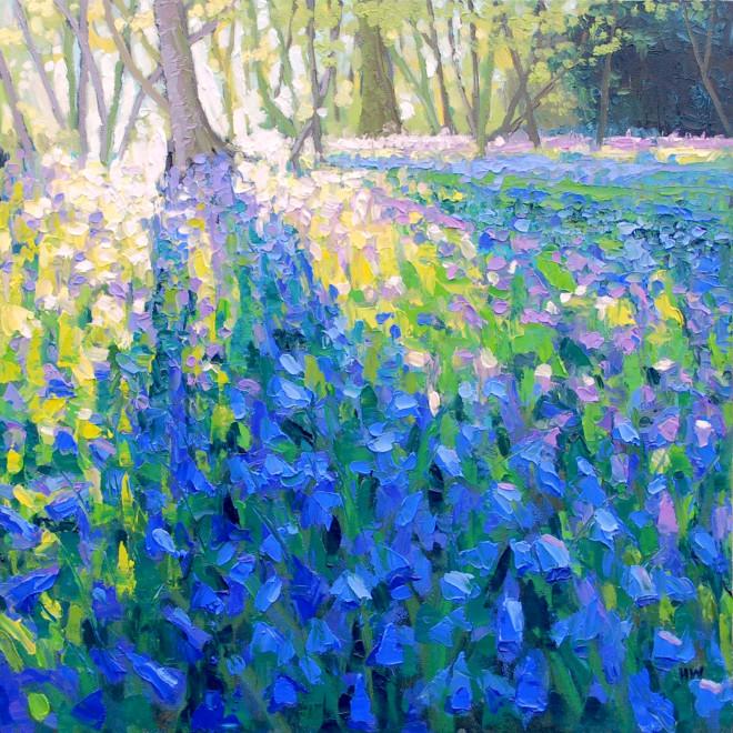 Halima Washington-Dixon, Forest blue