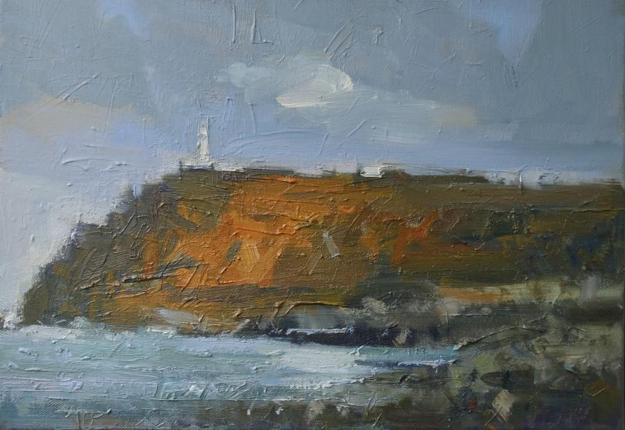 Gary Long, The lighthouse