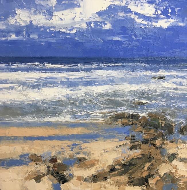 John Brenton,Summer surf
