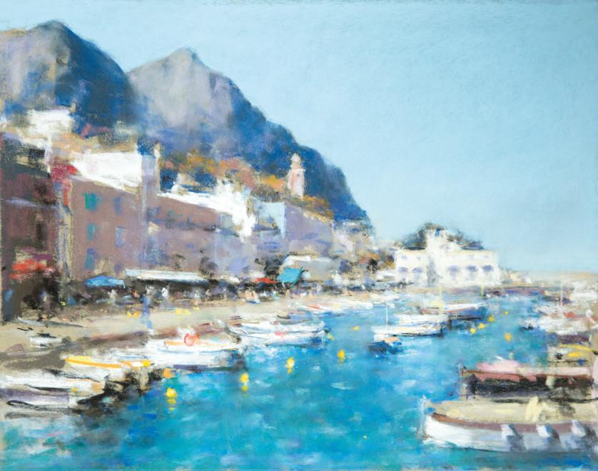Bob Richardson PS, Resting boats Capri