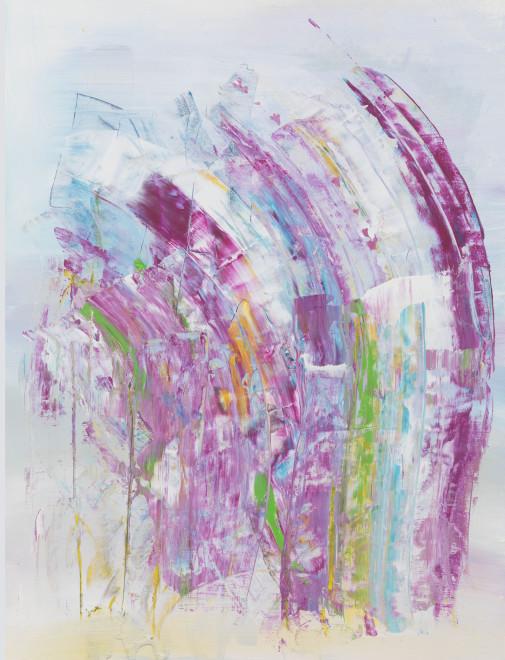 Lisa Sharpe Paintings, Rainbow