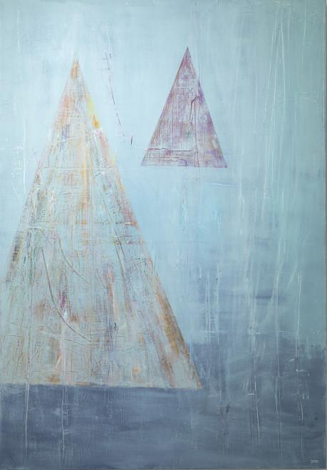 Lisa Sharpe Paintings, Aim High