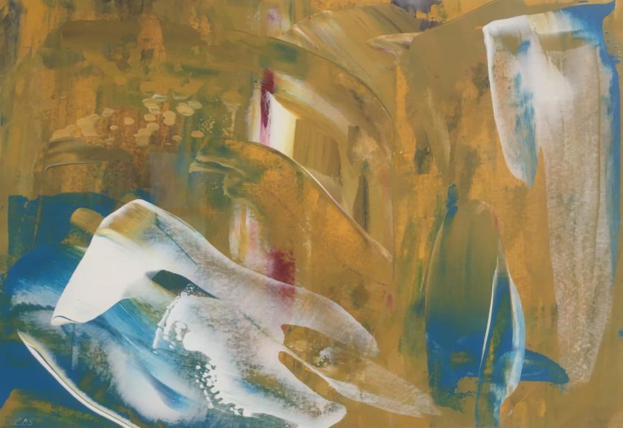 Lisa Sharpe Paintings, Limitless