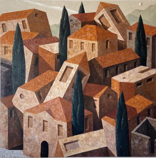 Matthias Brandes, Villaggio