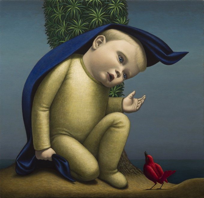 John Tarahteeff, The Baby