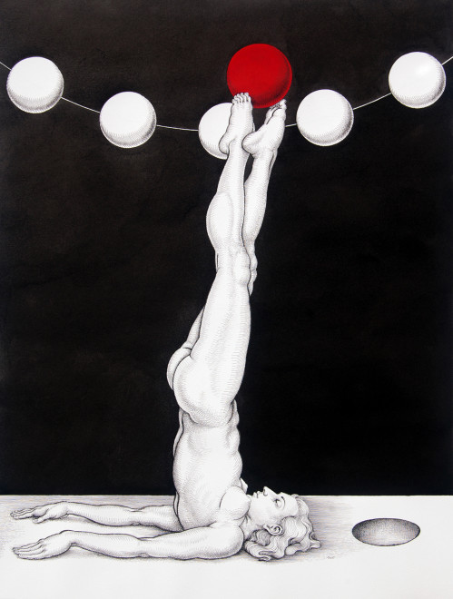 Michael Bergt, Red Ball