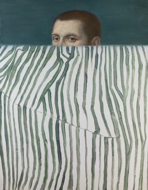 Alberto Galvez, Un tiziano escondido detras un Schiele