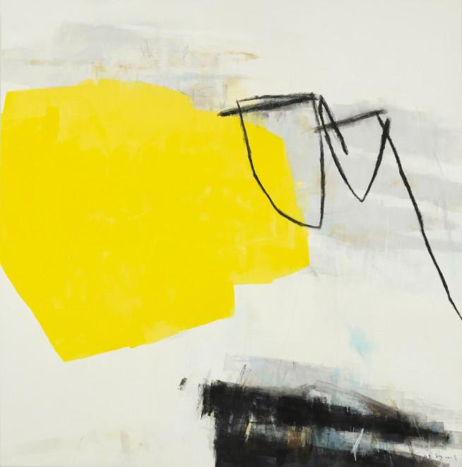 Hyunmee Lee, Abstract Crossing 1