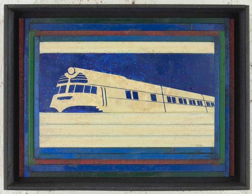 Randall Reid, Train Travel