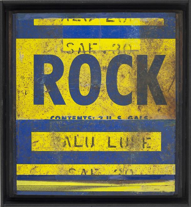 Randall Reid, 1976 Rock