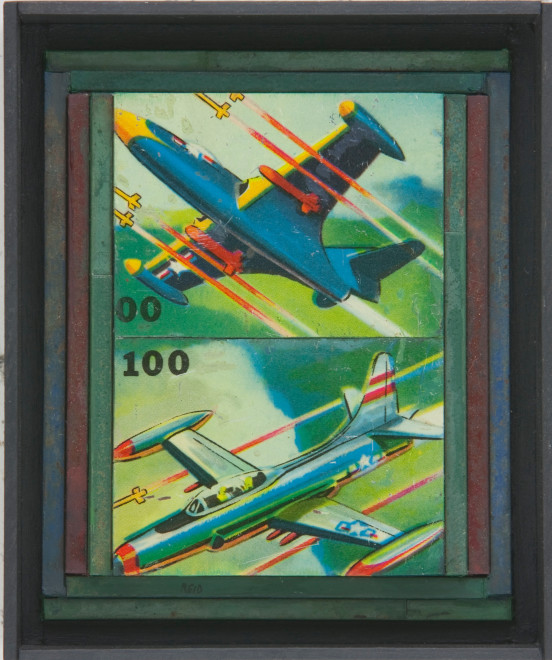 Randall Reid, Dual Flight