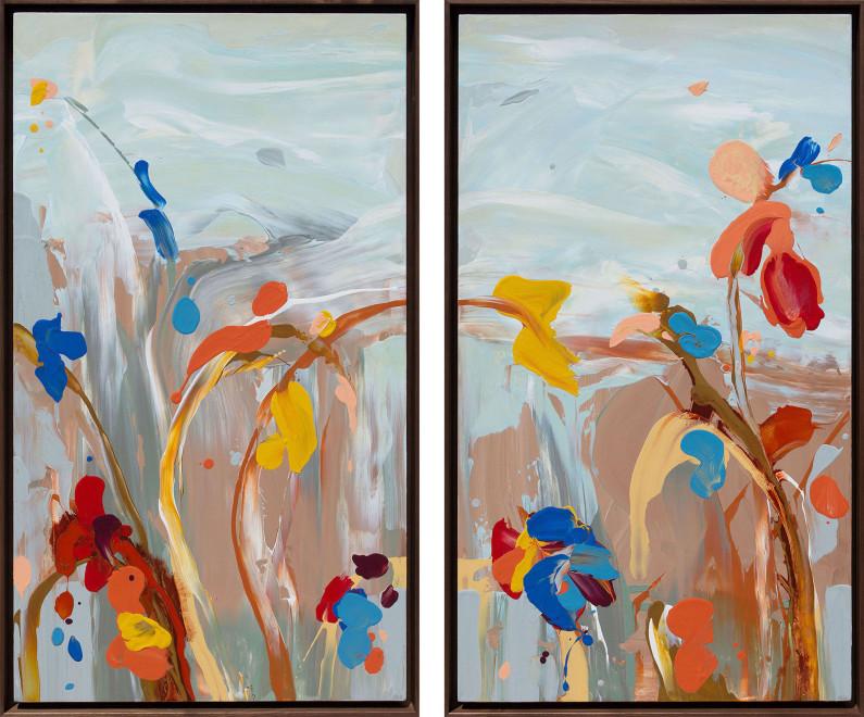 Daniel Phill, Spring Diptych