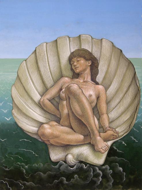 Michael Bergt, Birth of Venus