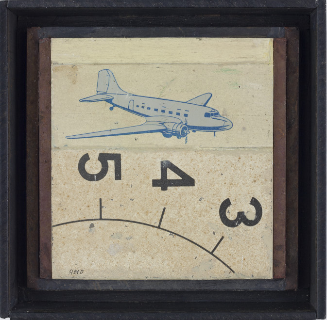 Randall Reid, Flying Nonstop