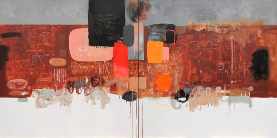 Guillaume Seff, Ce dont tu es peinture