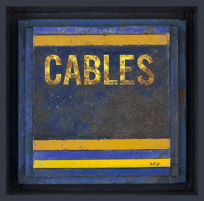 Randall Reid, Cables, 2018