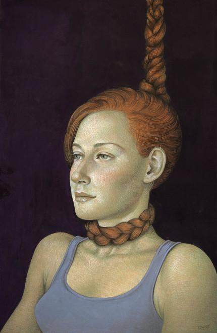 Michael Bergt, Hair Tie