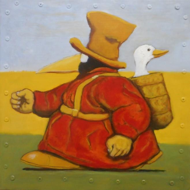 Santiago Perez, The Support Goose